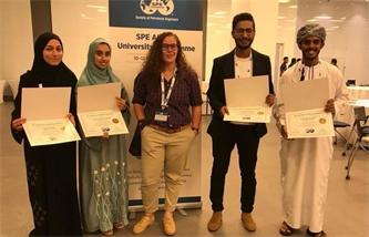 المركز الأول في معرض ومؤتمر SPE أبو ظبي الدولي للبترول (ADIPEC 2019)