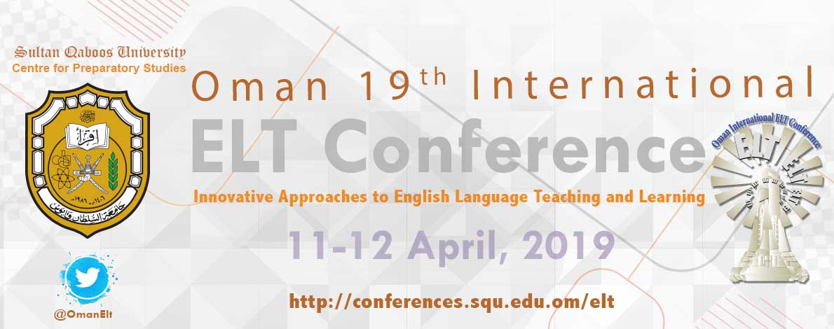 imgOman 19th International ELT Conference