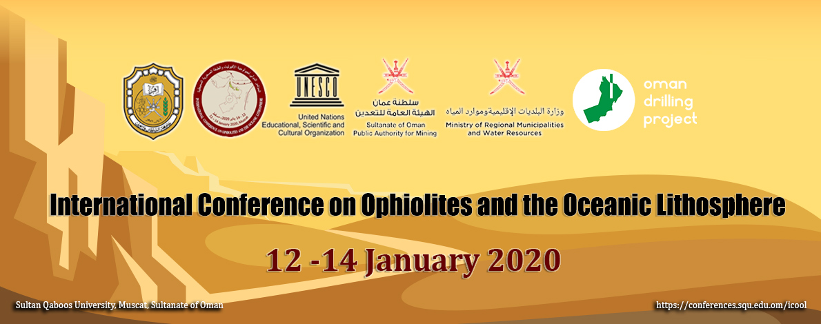imgInternational Conference on Ophiolites and the Oceanic Lithosphere