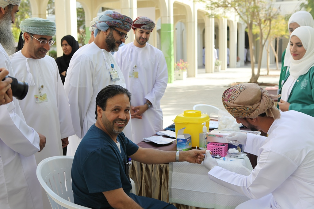 Your step is your health ... an awareness event aimed to raise healthy lifestyles