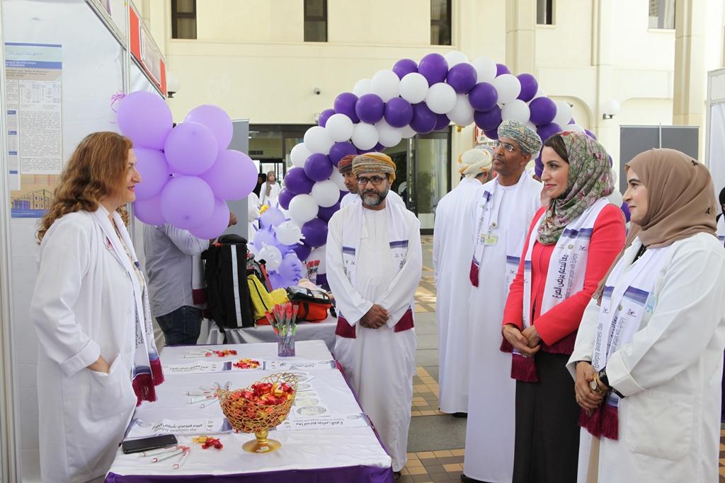 Organizes an open day to raise awareness of epilepsy