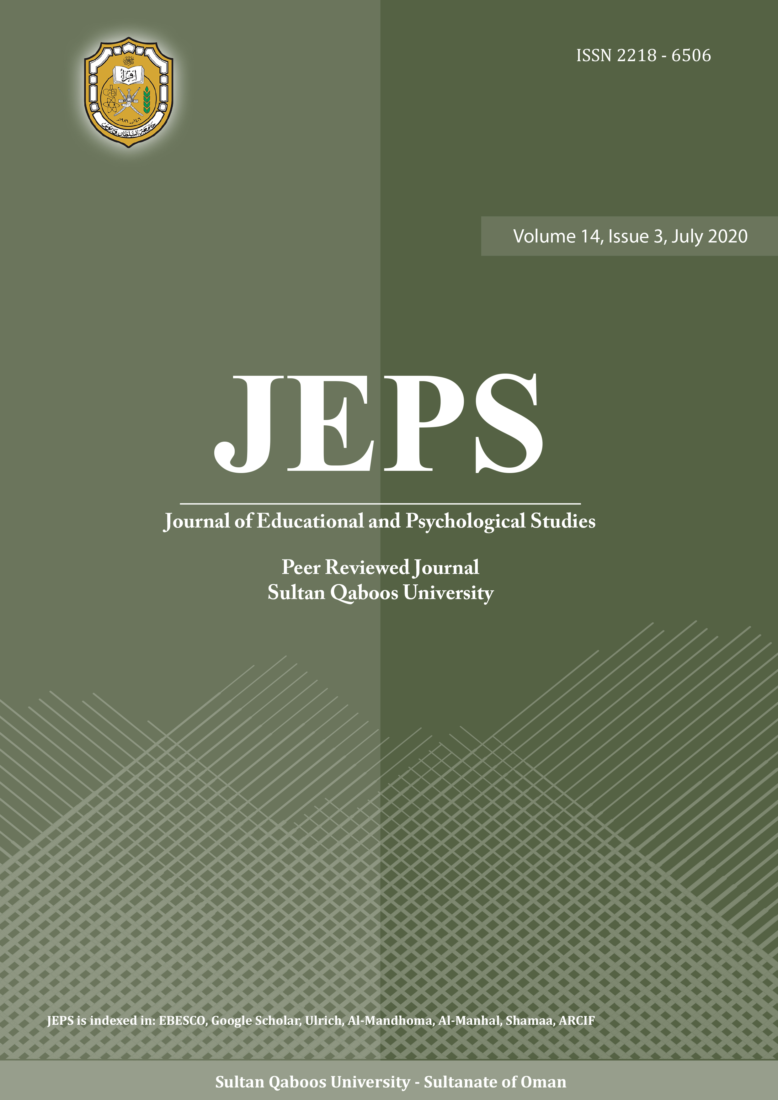 Journal of Educational and Psychological Studies