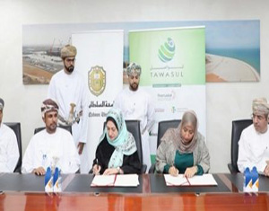 SQU, TAWASUL FOUNDATION SIGN RESEARCH COOPERATION PROGRAM