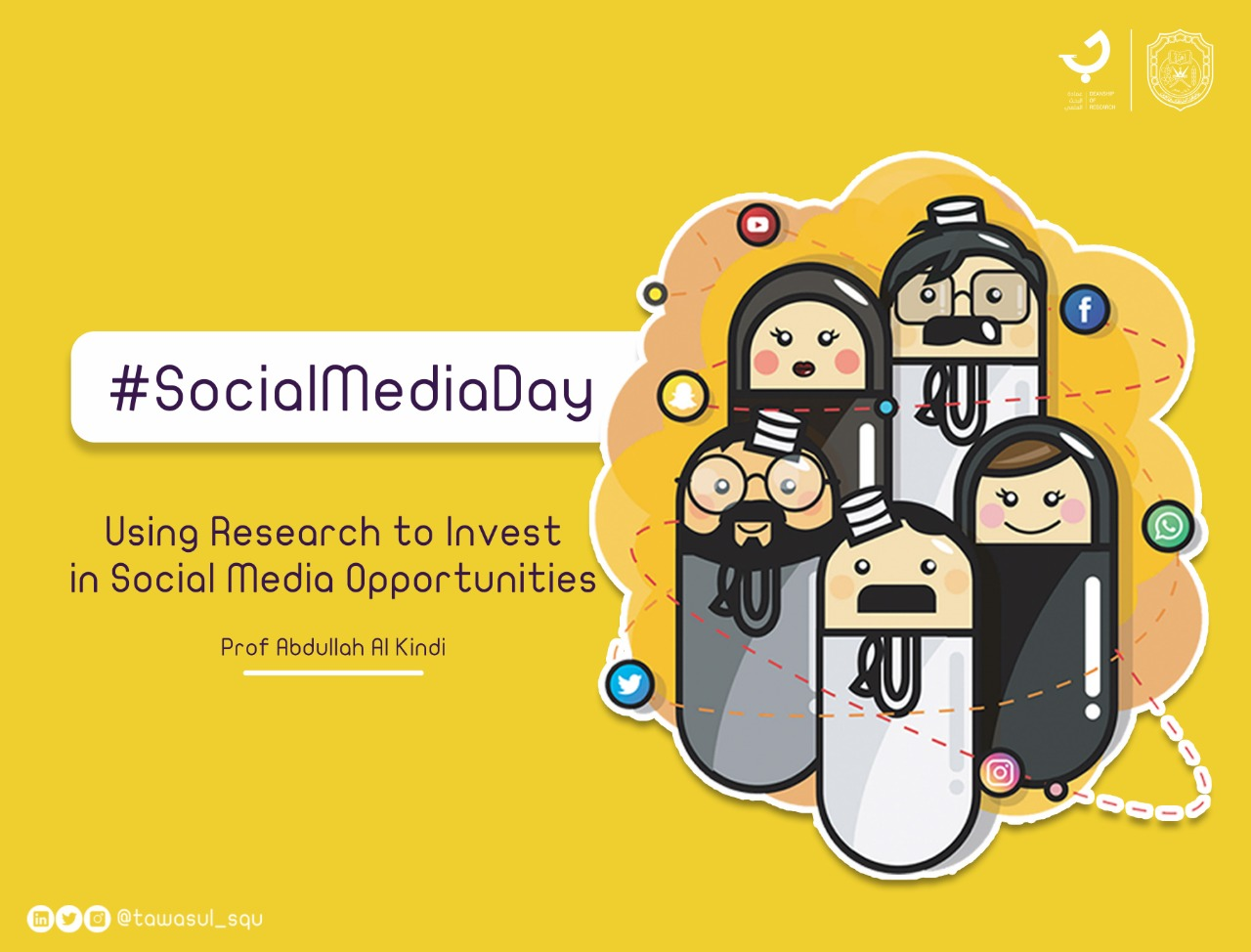 Using Research to Invest in Social Media Opportunities