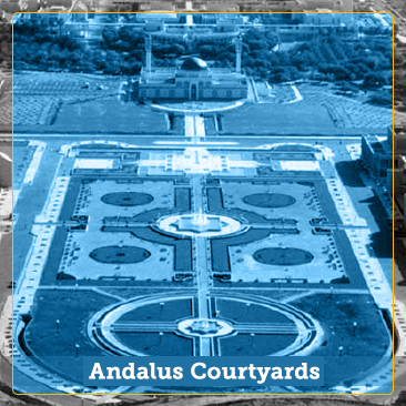 Andalus Courtyard