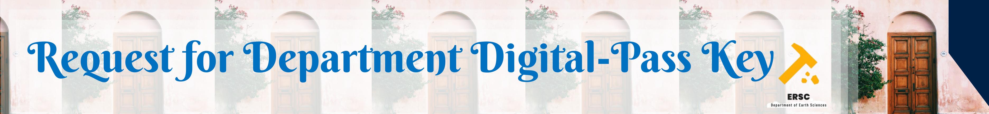 Digital Pass-Key