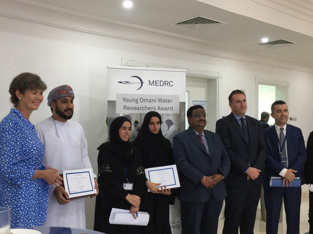 Omani Young Water Researchers Award